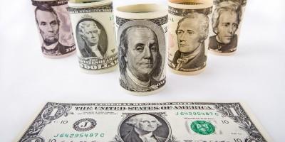 Quem são os homenageados nas notas de dólar?