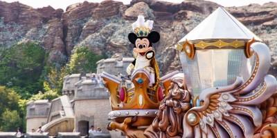 Partiu Disney em Tóquio.
